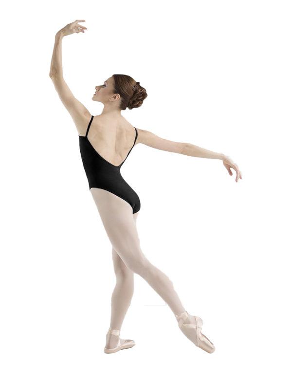 Αμάνικο κορμάκι χορού γυναικείο - Bloch L5407