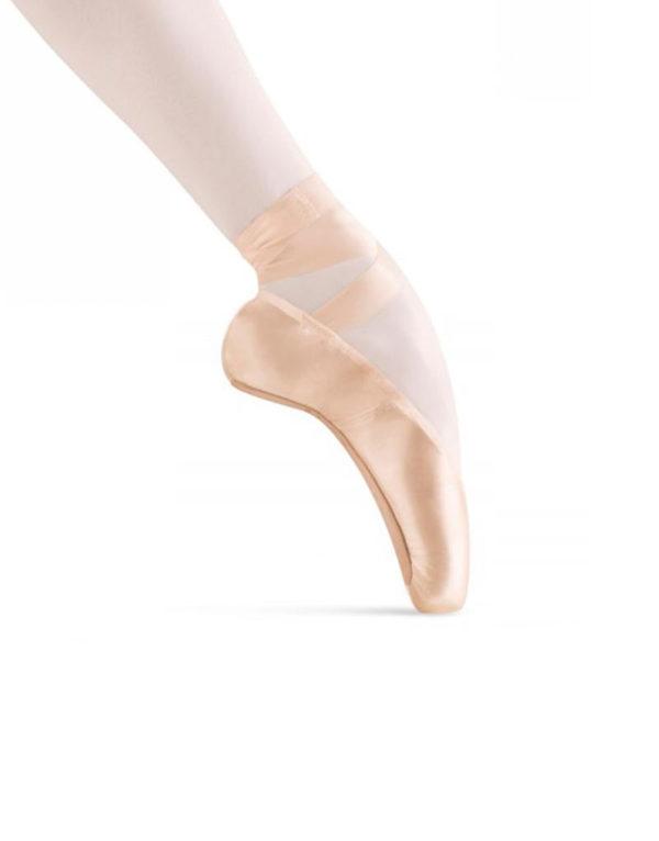 Demi Pointe Shoes Bloch S0135L