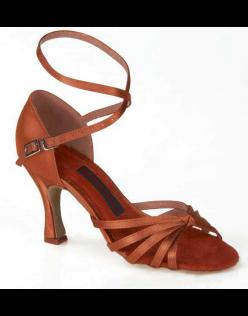 Γυναικεία Παπούτσια Latin με κόμπο by Totaldancewear