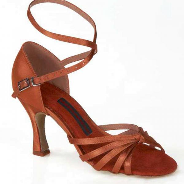 """Γυναικεία Παπούτσια Latin με 2,5"""" (6.35cm) τακούνι."""