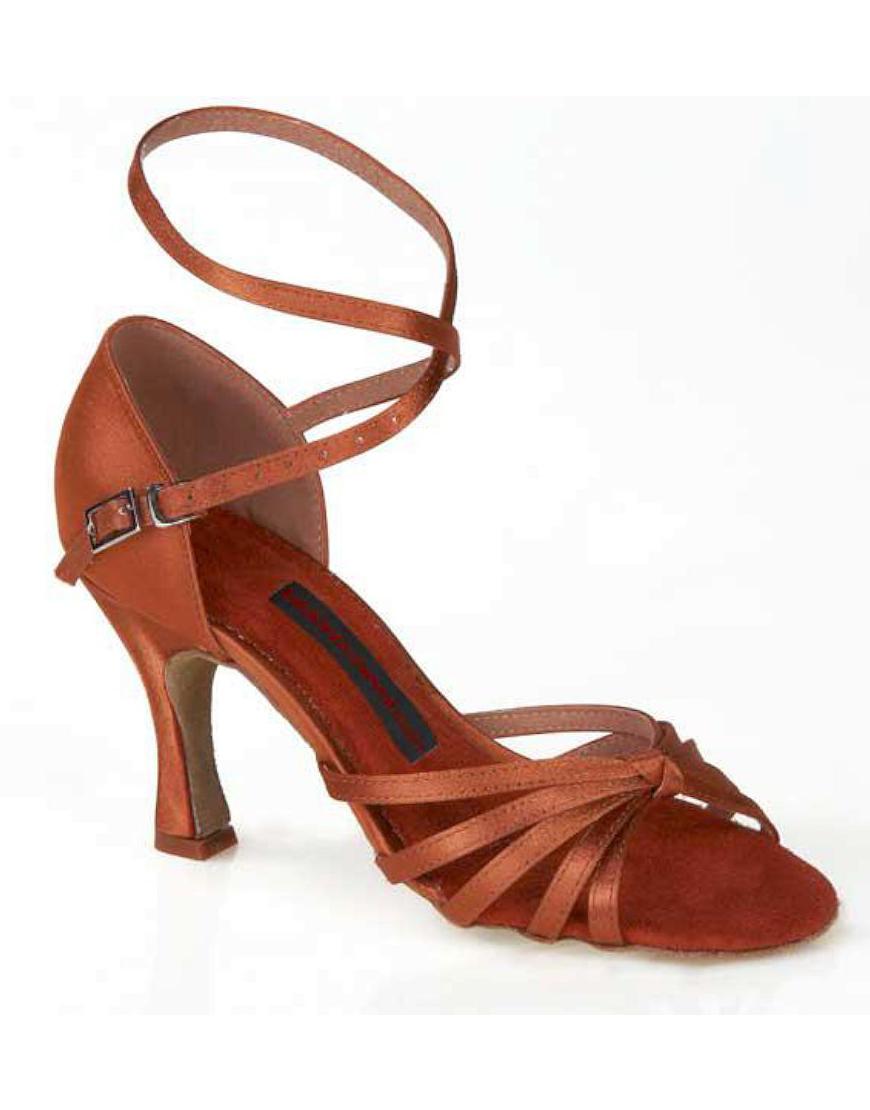 Γυναικεία Παπούτσια Latin με κόμπο by Totaldancewear - Baila.gr e32efbbaca0