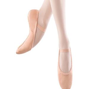Δερμάτινα παπούτσια μπαλέτου παιδικά - Bloch S0209G