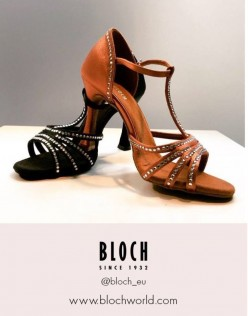 Latin Shoes -Guilia Bloch SO828SB