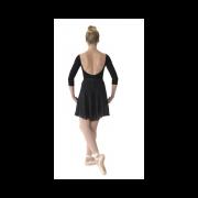 Γυναικεία φούστα μπαλέτου με κορδόνι στη μέση από τη Mirella.