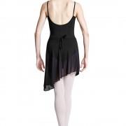 Ασύμμετρη μαύρη φούστα χορού - Bloch R8811