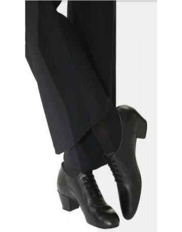 """Ανδρικά Παπούτσια Χορού με Cuban heel 5"""""""