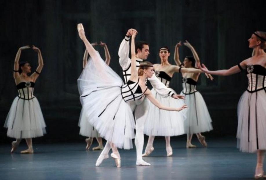 Το μπαλέτο συναντά τη μόδα!