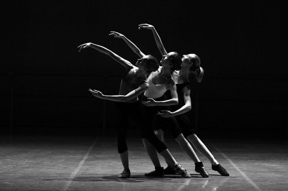 Χορευτές : έχουν όντως μεγαλύτερο αυτοέλεγχο?