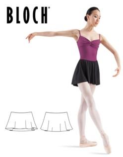 Φούστα μπαλέτου γυναικεία – Bloch R1831 Sunshine Skirt