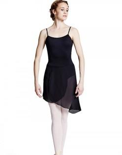 Ασύμμετρη μαύρη φούστα – Bloch R8811