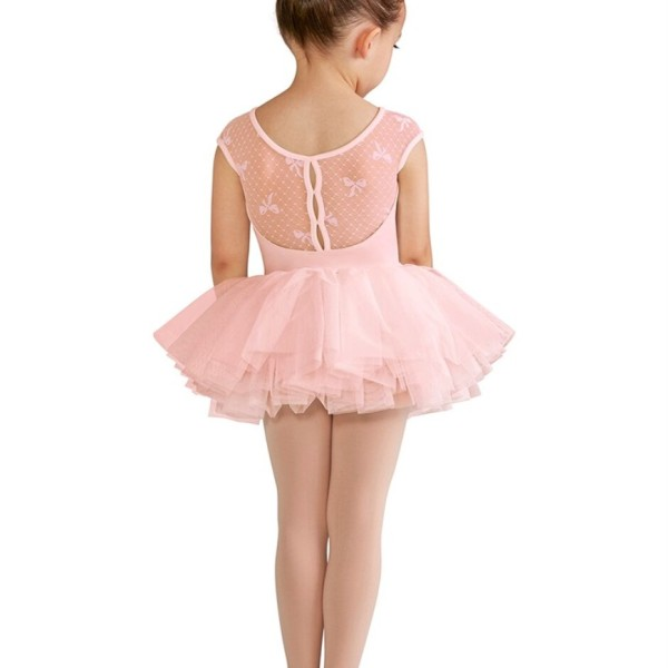 Παιδικό κορμάκι με τούλινη φούστα Bloch CL8212