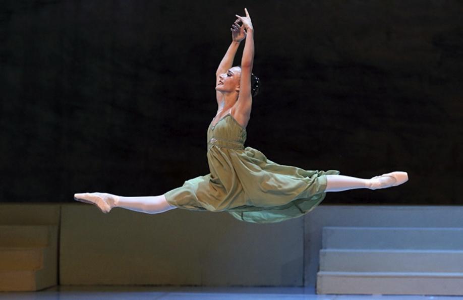 Χορευτές μπαλέτου : συγκρίνονται με άλλους αθλητές;