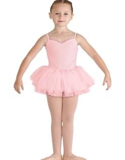 Φόρεμα μπαλέτου με τούλινη φούστα – CL8168