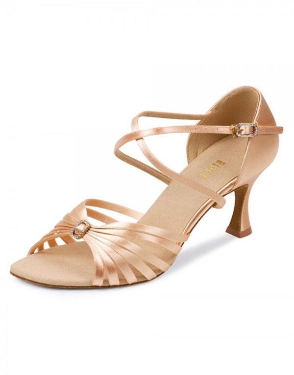 Χορευτικά παπούτσια λάτιν Rosalina - S0839SA