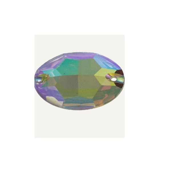Πέτρες ραφτές ιριζέ οβάλ