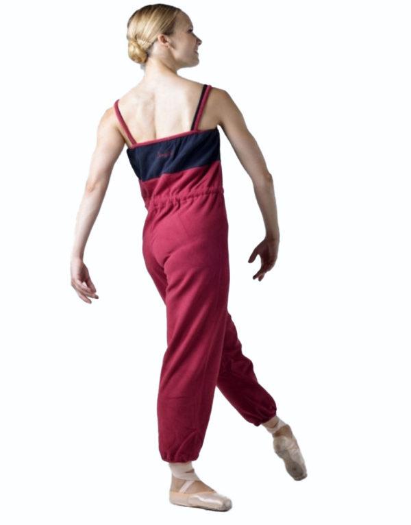 Ολόσωμη φόρμα χορού gaby της Sansha