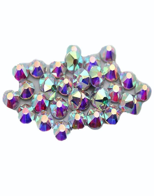 Στρας θερμοκολλητικά (copy of Swarovski Crystal)
