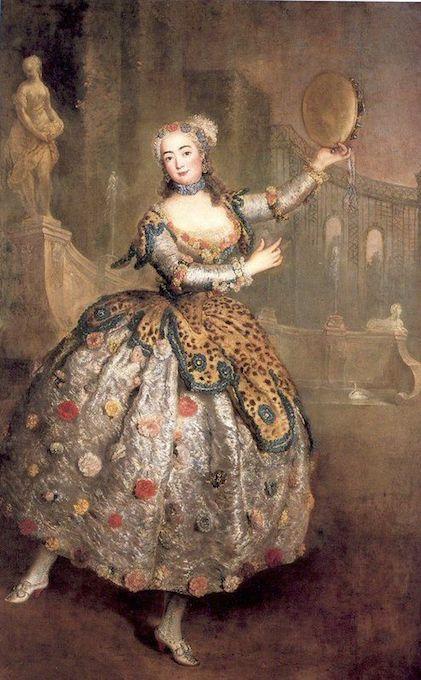 Ιστορία του Μπαλέτου : Η μπαλαρίνα Barbara Campanini