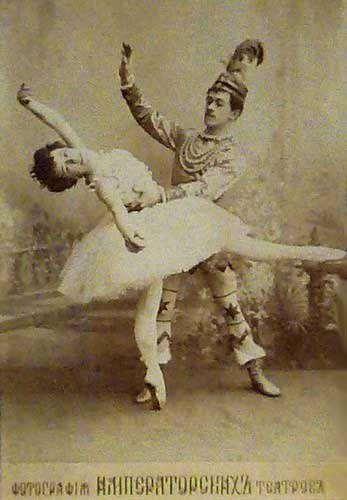 Ιστορία του μπαλέτου : Αυτοκρατορικό Μπαλέτο της Ρωσίας