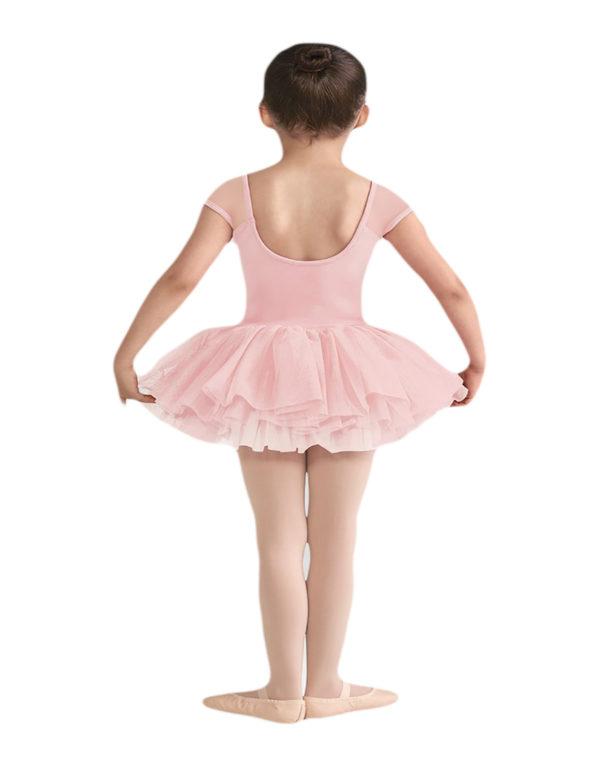 Παιδικό κορμάκι με τούλινη φούστα CL8172