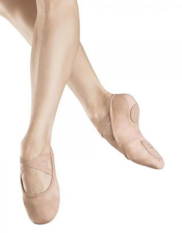 Παπούτσια σε καμβά S0210L για μπαλέτο